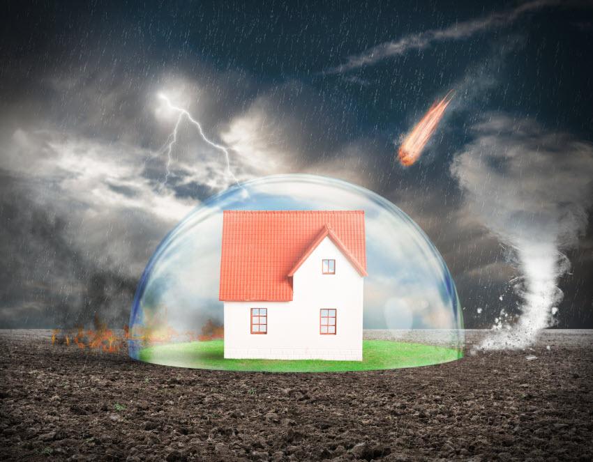 ביטוח דירה ערך הקרקע מציע כיסוי לדירה ולערך הקרקע שעליה היא בנויה